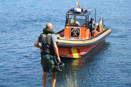La familia del submarinista desaparecido en Portals Vells pide ayuda