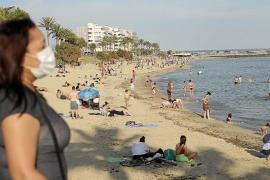 ¿Cuántos somos en Baleares sin turistas?