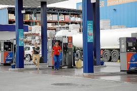 Un error en el suministro de combustible en Palma provoca la avería de al menos 17 vehículos