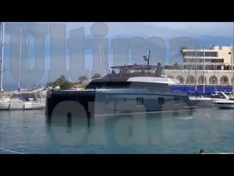 El nuevo catamarán de Rafa Nadal, libre de virus