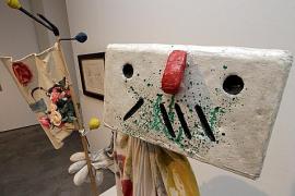 El Ubú de Miró enriquece Es Baluard