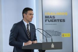 Sánchez anuncia que 255.000 personas recibirán el ingreso mínimo el 26 de junio