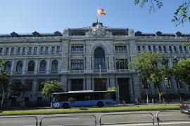 El Banco de España eleva al 15,1 % la caída del PIB en 2020 en el peor escenario