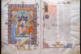 L'Arxiu del Regne de Mallorca celebra el Día de los Archivos con el Llibre dels Reis