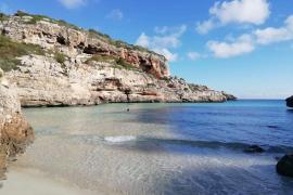 Una playa de Mallorca, primera imagen del anuncio de Turespaña
