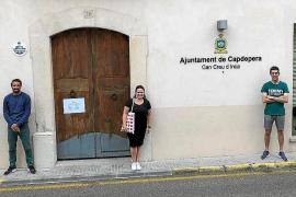 La oposición acusa al alcalde de Capdepera de «adjudicar a dedo» las obras del paseo de Cala Rajada