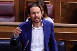 Iglesias acusa al PP de indecencia por ocultar la verdad sobre las residencias