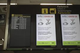 El aeropuerto de Palma ya tiene operativos todos los controles contra el coronavirus