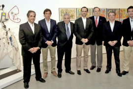 El Ubú de Miró vuelve a Mallorca «para quedarse»