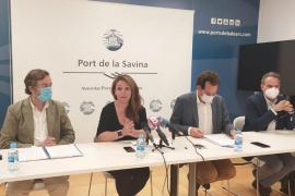 Se presenta el estudio de operatividad del puerto de la Savina.