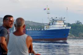 Llega a La Habana el primer barco de mercancías procedente de Miami