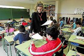 Faltan en Baleares 1.000 docentes para un «retorno seguro» a las aulas, según UGT