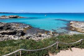 Formentera permanecerá una semana más en la fase 3