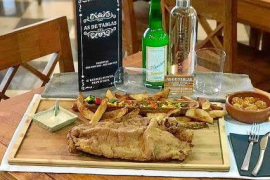 Cachopo As de Tablas
