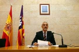 El juez decano de Palma considera que «no es el momento» de traspasar las competencias de Justicia