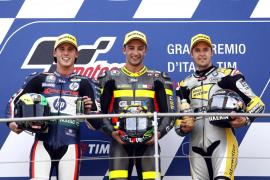 Iannone logra vencer en casa y supera a un correoso Espargaró