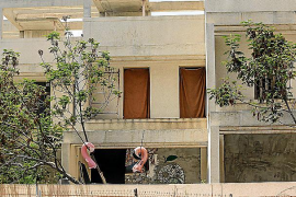 Libertad para el joven detenido por amenazar con un machete a otro en una urbanización okupada