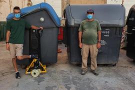Mater Misericordiae reparará los contenedores de Emaya