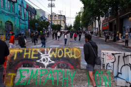 'CHAZ', una zona «autónoma y libre de policía» en Seattle