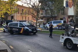 Muere atropellado en Palma un histórico jefe de la Policía Nacional
