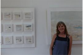 """Julia Fragua inaugura mañana en Garden Art Gallery la exposición 'Paisajes desde la ventana"""""""