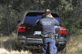Asaltan a punta de pistola a un empresario en s'Arracó y le roban 25.000 euros y un Porsche