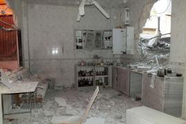 El Ejército sirio bombardea barrios de la capital ante el avance opositor