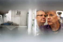 Merkel confía en que el Parlamento aprobará la ayuda a la banca española
