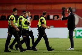 LaLiga interpondrá acciones penales por el espontáneo del Mallorca-Barça