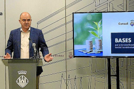 Vicent Marí:«El reto es la recuperación social, económica y ambiental»»