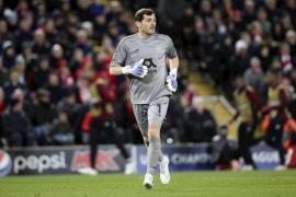 Iker Casillas renuncia a las elecciones de la RFEF