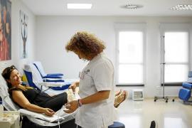 Las donaciones de sangre en Ibiza se reactivarán este miércoles