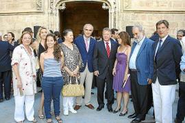 Toma de posesión de Antoni Mesquida como nuevo conseller de Salut