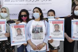 Bouchra Hourmati:«Llevamos un año sin noticias de mi hermano Said y nadie nos dice nada»