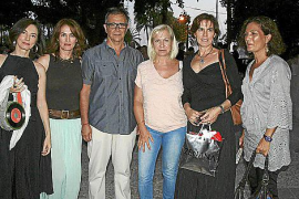 "Bernardí Roig inaugura "" Walking on faces"" en Sa Llonja"