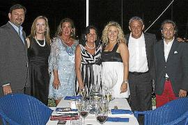 Aniversario de Centro Porsche en el Club de Mar