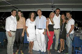 PALMACENA ANIVERSARIO CENTRO PORSCHE BALEARESFOTOS:EUGENIA PLANAS