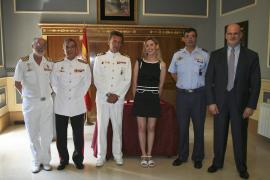 El coronel Manuel Fernández-Roca Teigell, nuevo delegado de Defensa
