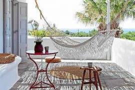El lujo de un 'lounge' exterior