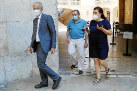 Una veintena de testigos confirman en el TSJB presiones de Penalva y Subirán
