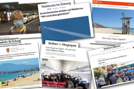 Mallorca vuelve a estar de moda en los medios alemanes