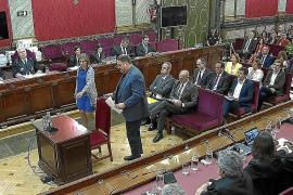 El TC ratifica las condenas a todos los líderes del 'procés'