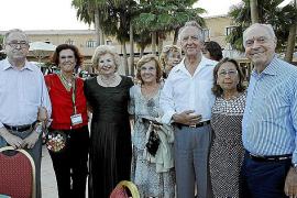 PALMA DISCRETO UH Y BRISAS CENA BENEFICA CONTRA EL CANCER EN SON ANT