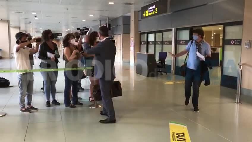 Llegan a Ibiza los primeros turistas alemanes tras tres meses de confinamiento