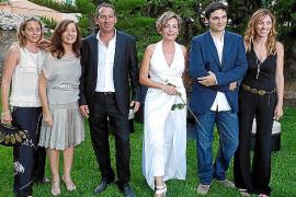 Boda de Toni Colom y Margalida Llabrés en Bodegas Ribas de Consell
