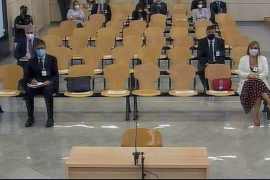 La Audiencia Nacional reanuda el juicio al mayor de los Mossos