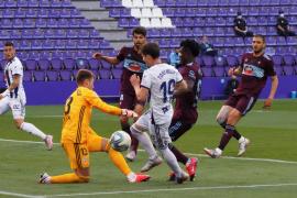 Empate sin goles entre el Valladolid y el Celta