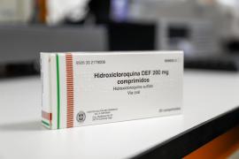 La OMS suspende los ensayos con hidroxicloroquina en pacientes con COVID-19