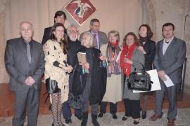 Arca entrega el Premi Blanc a la Fundación Yannick y Ben Jakober