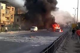 El Ejército de Asad trata de recuperar el sur de Damasco, en manos rebeldes